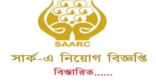 SAARC Job Circular
