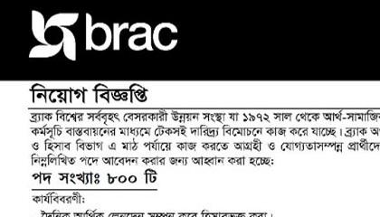 Photo of Job Circular BRAC NGO