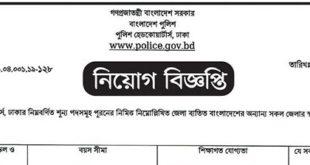 Bangladesh PoliceHeadquarter