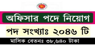 Officer Jobs Circular