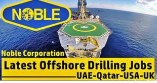 Latest Offshore Drilling Jobs at Noble Corporation
