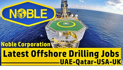 Photo of Latest Offshore Drilling Jobs at Noble Corporation