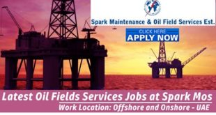 Oil and Gas Jobs at Spark Maintenance & Oil Fields Services