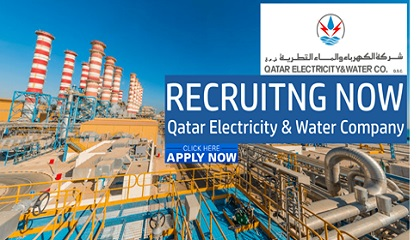 Photo of Qatar Electricity and Water Company (QEWC) Job Vacancies