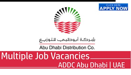 Photo of Various Jobs at ADDC | Abu Dhabi Distribution Company | UAE