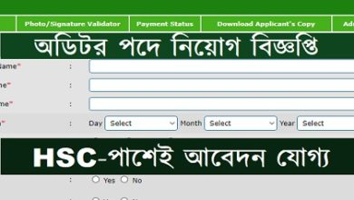 Photo of Ministry Of Finance published a Job Circular