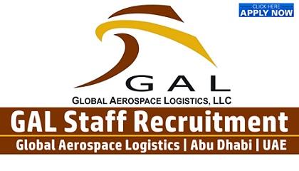 Photo of Job Vacancies at Global Aerospace Logistics LLC (GAL) Abu Dhabi – UAE
