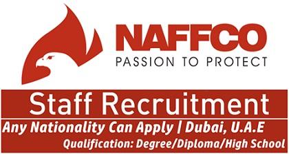 Photo of NAFFCO Dubai Job Vacancies | National Fire Fighting Manufacturing FZCO | UAE
