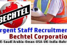 Photo of Job Vacancies at Bechtel