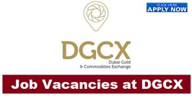 Photo of Job Vacancies at DGCX – Dubai Gold & Commodities Exchange