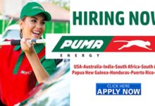 Photo of Latest Job Vacancies at Puma Energy