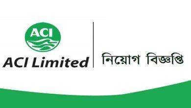 Photo of Job Circular ACI Limited