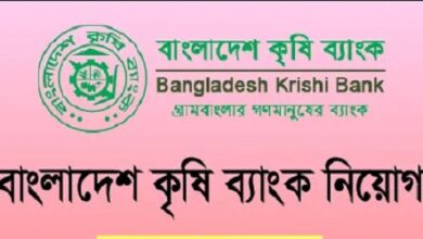 Photo of Job Circular Bangladesh Krishi Bank