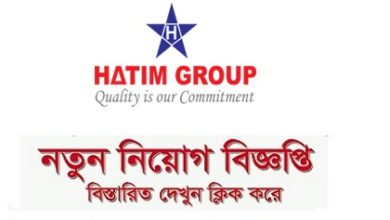 Photo of Hatim Group Job Circular