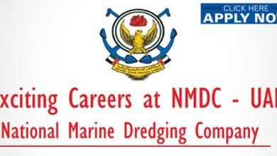 Photo of Multiple Jobs at National Marine Dredging Company (NMDC) | UAE