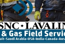 Photo of SNC-Lavalin Jobs | Oil & Gas Field – Worldwide Careers