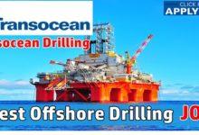 Photo of Transocean Deepwater Drilling Job Openings Worldwide