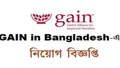 Photo of GAIN in Bangladesh
