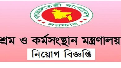 Photo of Ministry of Labor and Employment Job Circular