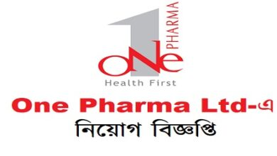 Photo of One Pharma Ltd Job Circular