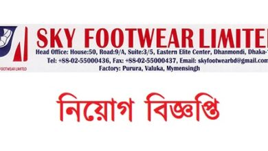 Photo of Sky Footwear Limited Job Circular
