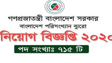 Photo of Bangladesh Bureau of Statistics Job Circular bangladesh bureau of statistics job circular Bangladesh Bureau of Statistics Job Circular Bangladesh Bureau of Statistics Job Circular 390x220