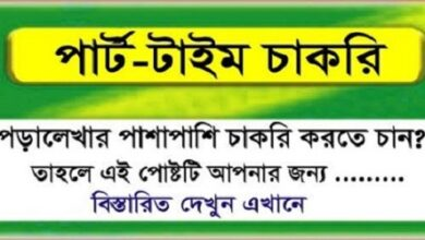 Photo of Booking Officer (Part Timer) Job Circular