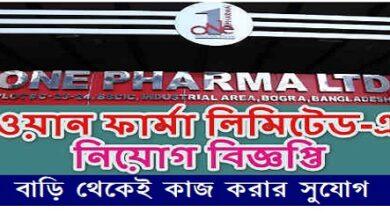 Photo of One Pharma Ltd