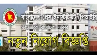 Photo of Press Institute Bangladesh Job Circular