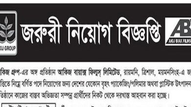 Photo of Job Circular Akij Group