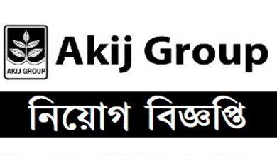Photo of Job Circular Akij Group-career.akij.net