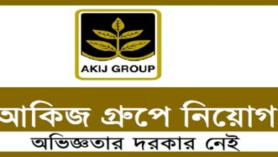Photo of Akij Group published a Job Circular