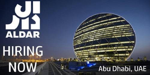 Aldar Properties Job Vacancies