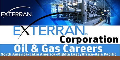 Photo of Exterran Corporation Jobs & Careers l Worldwide Vacancy
