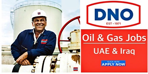 Photo of DNO ASA Oil and Gas Jobs | UAE-Iraq-Netherlands