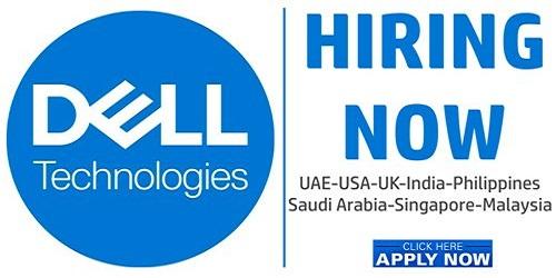 Dell Recruitment & Jobs