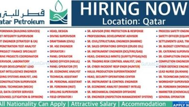 Photo of Qatar Petroleum Job Vacancies | Govt Jobs QP Qatar
