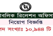 Photo of Public Relation Officer Jobs Circular