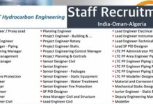 Photo of latest oil and gas jobs at hydrocarbon engineering company
