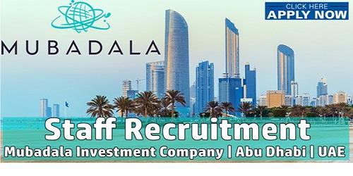 Photo of Mubadala Investment Company Jobs and Careers
