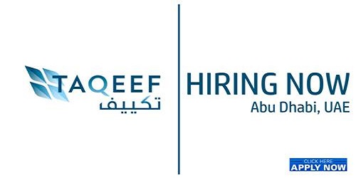 Photo of Taqeef Jobs & Recruitment | Abu Dhabi | UAE