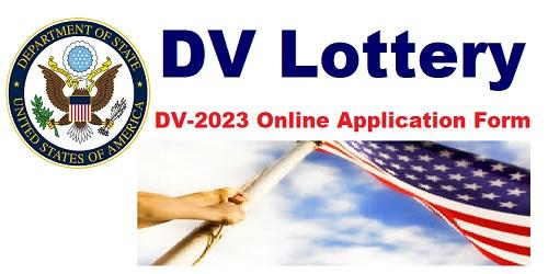 Photo of USA DV Lottery (Diversity Visa Lottery)-2023 Program: Online Registration