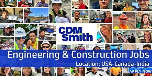 Photo of CDM Smith Careers | Engineering & Construction Jobs