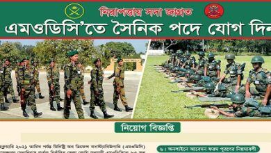 Photo of Bangladesh Army Job Circular 2021