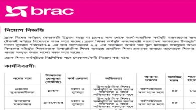 Photo of Brac NGO Job Circular 2021