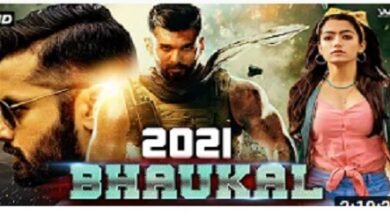 Photo of 2021 BHAUKAL (2021) New Released Full Hindi Dubbed Movie