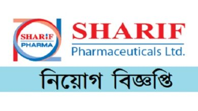 Photo of Sharif Pharmaceuticals Limited Job Circular