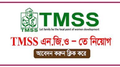 Photo of TMSS NGO Job Circular