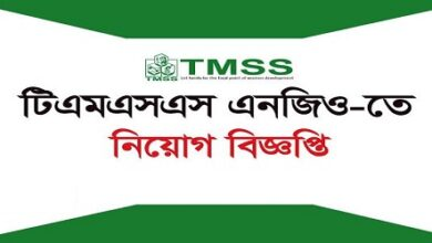 Photo of TMSS NGO Job Circular
