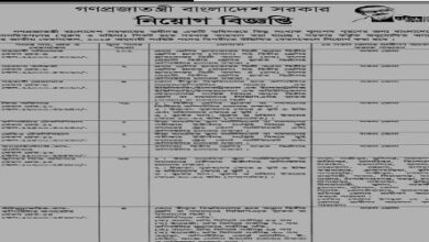 Photo of Bangladesh Govt Jobs Circular